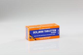 """Биологически активная добавка к пище """"Сех-мини-таблеттен феминин"""" (""""Sex-Mini-Tabletten"""") 30 шт."""