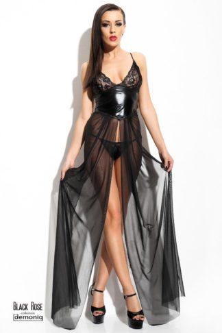 Длинное платье Anastasia (Black Rose)