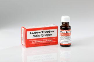 """Биологически активная добавка к пище """"Либес Тропфен"""" (""""Liebes Tropfen"""")  20 мл"""