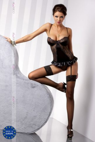 Корсаж Blanchet black corset (Casmir)